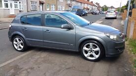 Vauxhall Astra 2005 SRI Exterior pack 1.7 Diesel New mot just done full 12 months