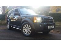 2005 LAND ROVER DISCOVERY 3 2.7 SE TDV6 AUTO 110800 MILES FULL SERVICE HISTORY STUNNING CONDITION