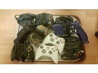 Xbox xbox360 controller's bundle