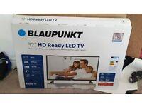 "32"" HD Ready led tv Blaupunkt"