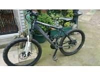 Saracen mantra dx mountain bike