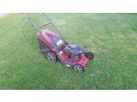 Lawnmower-petrol
