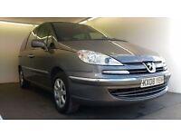2008   Peugeot 807 2.0 HDI   7 SEATS   1 FORMER KEEPER   ELECTRIC SLIDING DOORS   TINTED   MOT 
