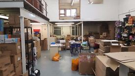 Warehouse with office , 2380 sq feet, Uxbridge