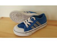 wholesale dealer b3e4f 40a57 Adidas Originals Nizza Lo Infant kids trainers UK Kids size 6 Children  Infant Shoes
