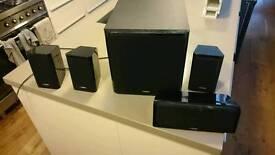Yamaha Home cinema surround speaker package