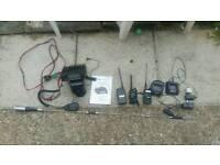 Job lot of amateur radio