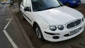 Rover 25 1.6 automatic 2003
