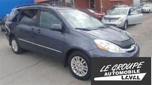 2007 Toyota Sienna XLE Limited 7 Passenger/GPS/Toit Ouvrant/2 Ca
