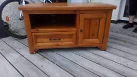 Pine TV unit for sale