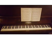 Piano Tuition / Piano Lessons in Renfrew - Do You Fancy Learning Piano