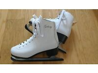 SFR Galaxy Ladies Ice Skates - Size 5