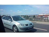 Renault Megane 2.0 VVT (Sport) Privilege 5dr. 2005.