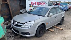 Vauxhall Vectra breaking spare parts available