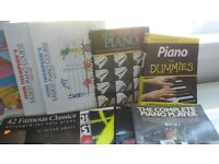 Piano Music books and sheets for sale