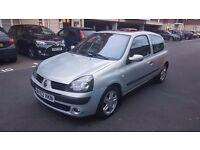 2004 Renault Clio Diesel 100hp £30 Tax