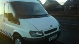 For Sale 2005 Ford Transit 350 LWB mot'd until 14/12/18