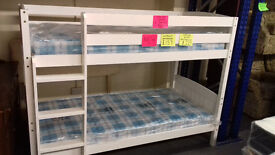 NEW..Bunk Beds.. Solid Wood.. Excellent Quality.. HALF Rrp..Local Delivery...
