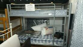 Brand new metal bunk beds