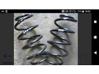 Vw t5 front springs