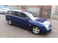 Vauxhall VECTRA estate 1.9 tdi decent car towbar