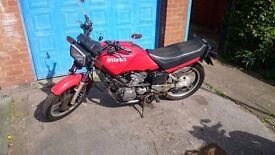 Yamaha xz550 for sale!