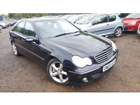 Mercedes-Benz C Class 1.8 C180 Compressor, AUTOMATIC, EXCELLENT CONDITION, LONG MOT, HPI CLEAR