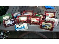 Collectable Mini Cars / Vans - Days Gone By