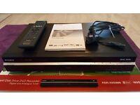 Sony DVD & HDD Recorder (RDR-HXD890)