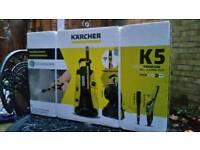Brand new Karcher K5 Premium Full Control Plus