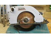 1800W 110V 230mm Makita Circular Saw with hard case
