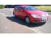 2007 Vauxhall Astra 1.6 life 5 door hatchback