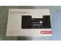 Accoustic Solutions Hi Fi Microsystem - Brand New