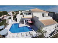 Portugal - Luxury villa 6 Bedroom in Carvalhal at 400 meters from the beach, with pool heated