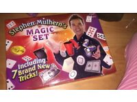 Magic set- never played with £10