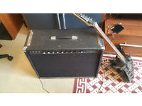 Customised Peavey M-212 classic guitar amplifier