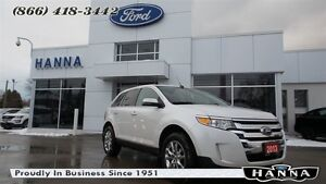 2014 Ford Edge LTD AWD V6
