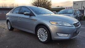 FORD MONDEO 2.0 TDCI 140 TITANIUM 6 SPEED 2008 / 2 KEEPERS / 12 MONTH MOT / EXCELLENT CONDITION