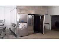 DoubleD Revo rack Rotary Oven