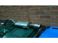 Vauxhall corsa d or e powerflow performance backbox