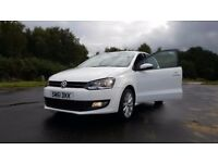 VW POLO 1.2 TDI with SAT NAV & BLUETOOTH - SPORTS ALLOYS - CAMBELT CHANGED - 1 PREVIOUS OWNER