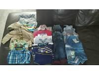 NEXT 3-6 Months boys clothes bundle x2