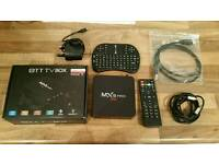 4K/1080p MXQ Pro Media Player with Extras!
