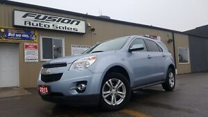 2015 Chevrolet Equinox LT-1 OWNER OFF LEASE-BACK UP CAMERA-PWR S