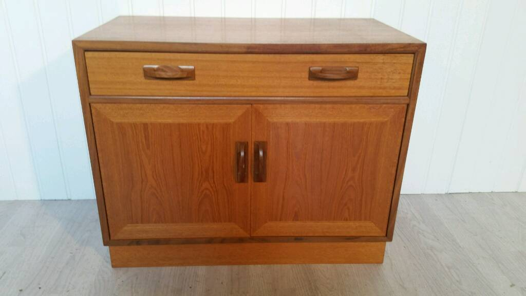 G Plan Fresco Vintage Teak Sideboard / Cabinet