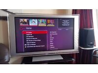 "Sony Bravia KDL-52x2000 52"" LCD 1080p HD TV Television Fully Working Immaculate Condition"