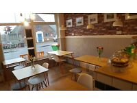 Very popular Café/Restaurant for sale - N.E Kent - Isle of Sheppey