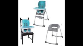 Ingenuity 3 in 1 highchair