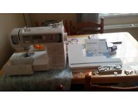 Brother FS210 Sewing Machine- excellent condition