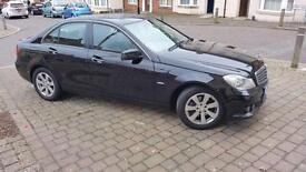 Mercedes Benz c200 cdi 80900 miles immaculate! 8100.00